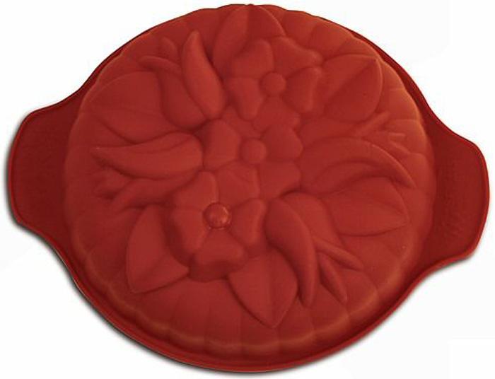 Форма для выпечки Silikomart Букет, 2 шт., силиконSFT815/F&FБукет набор из 2 форм для выпечки силикон незаменимый атрибут приготовления любимых десертов. Удобно хранить, удобно мыть. Товар изготовлен из высококачественного материала.