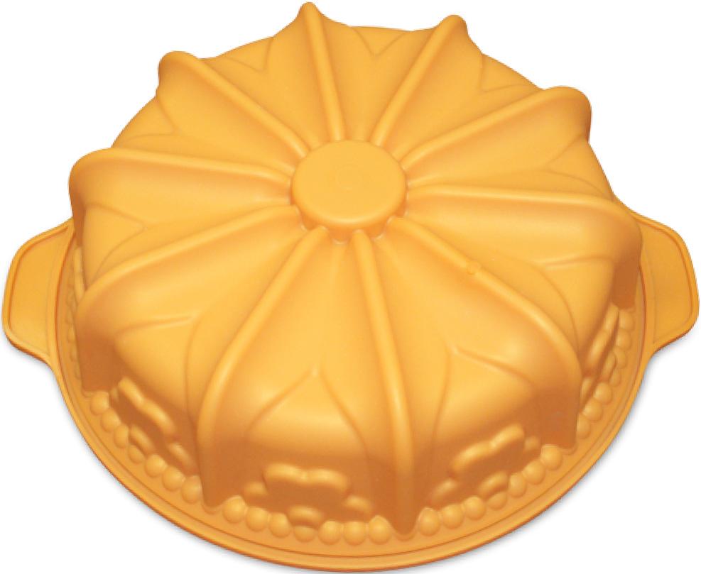 Форма для выпечки Silikomart ЦветокSFT726/F&FФорма для выпечки Silikomart изготовлена из высококачественного силикона. Стенки формы легко гнутся, имеют антипригарные свойства, что позволяет легко достать готовую выпечку и сохранить аккуратный внешний вид блюда.Как выбрать форму для выпечки – статья на OZON Гид.