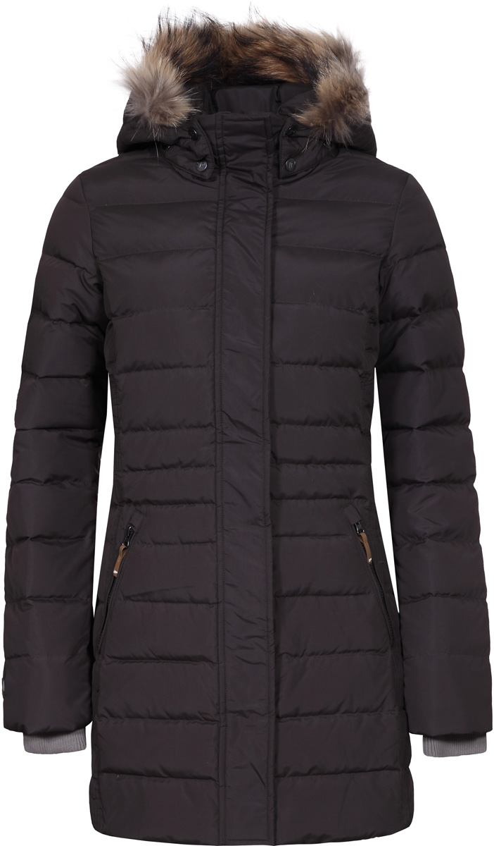 Куртка жен Icepeak, цвет: коричневый. 853051520IVA_190. Размер 40 (46)853051520IVA_190