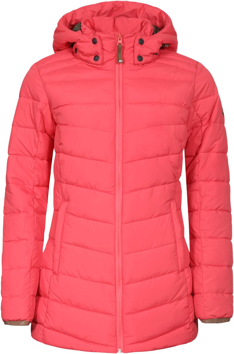 Куртка женская Icepeak, цвет: красный. 853035520IV_455. Размер 40 (46) from foot soldier to finance minister – takahashi korekiyo japan s keynes