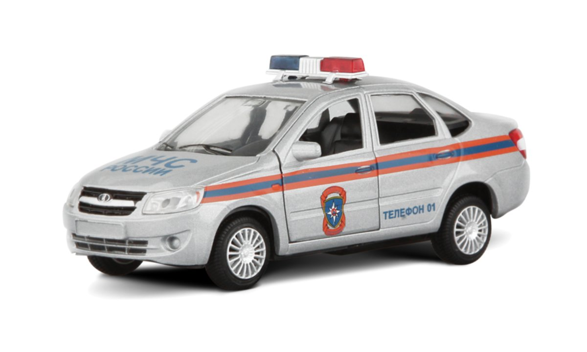 цена  Autotime Модель автомобиля Lada Granta МЧС  онлайн в 2017 году
