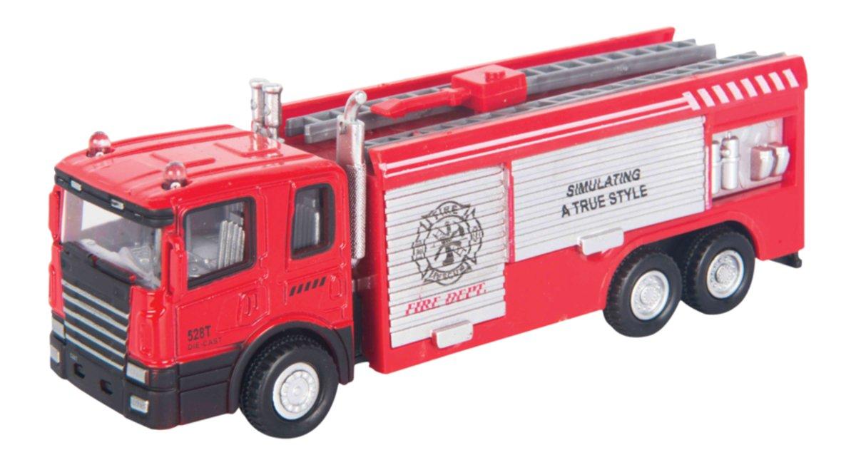 Autotime Пожарная машина Fire Truck машинки autotime машина uaz 31514 ваи