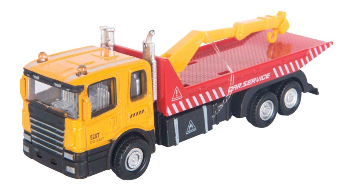 Autotime Машинка с манипулятором Flatbed Crane Truck б у грузовик с манипулятором в кра
