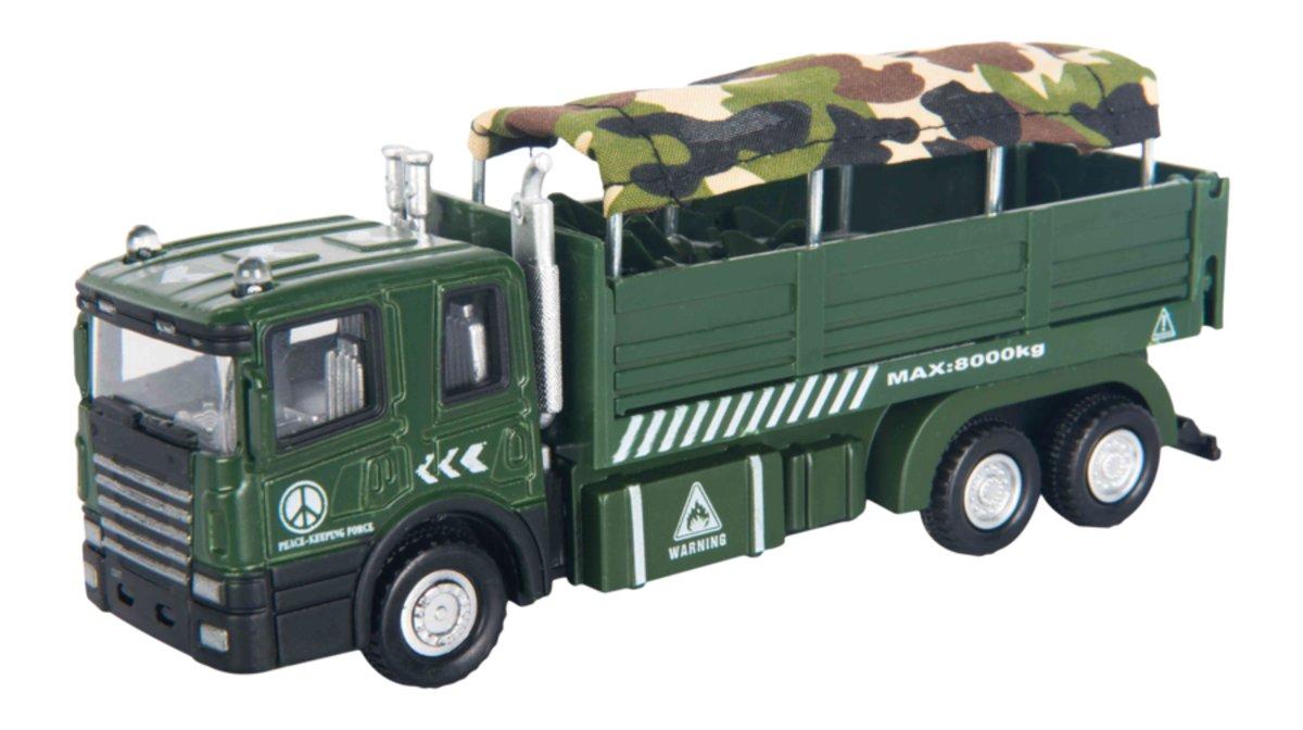 Autotime Машинка Military Autotruck для перевозки солдат autotime машинка junior motors military sahara allroad