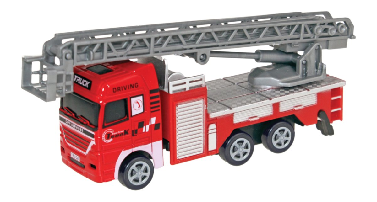 Autotime Пожарная машина Fire Crew машинки autotime машина bavaria gran turismo пожарная охрана