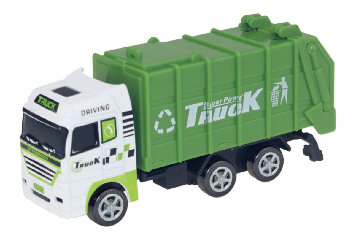 Autotime Машинка Urban Truck autotime набор машинок recovery truck long эвакуатор с прицепом