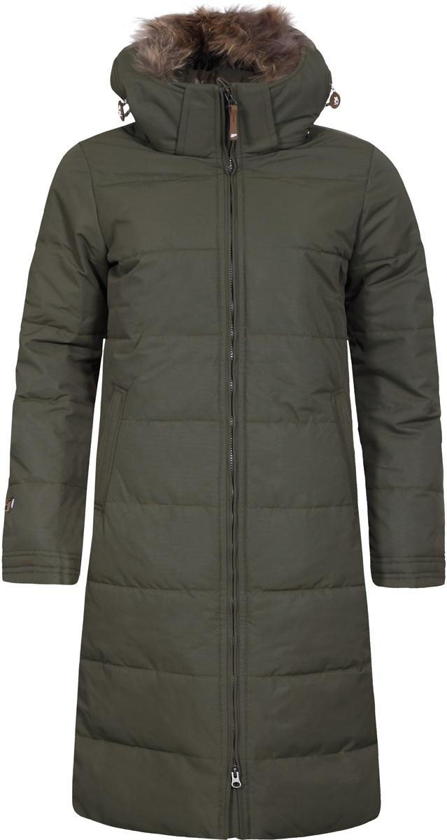 Пальто женское Icepeak Tiina, цвет: зеленый. 853054532IVA_572. Размер 42 (48) tiina paasik köögiviljakasvataja aabits