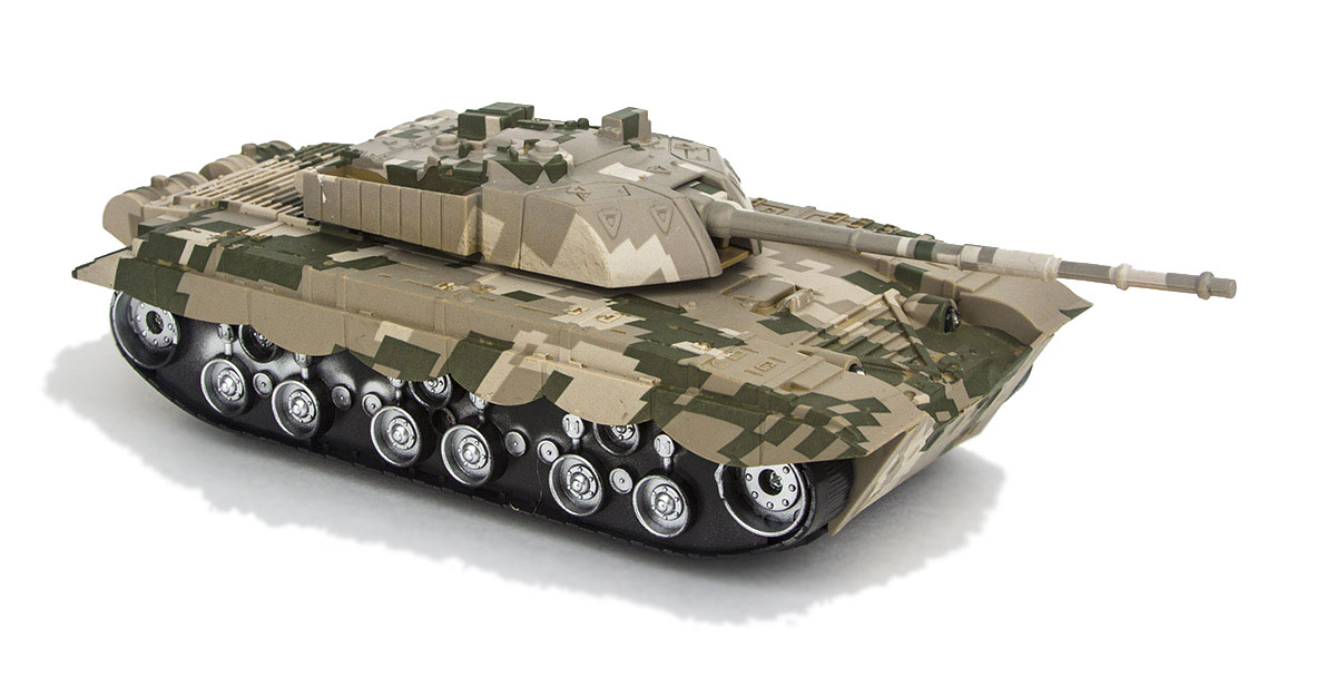 Battletime Танк Снежный Леопард battletime пистолет пулемет опустошитель
