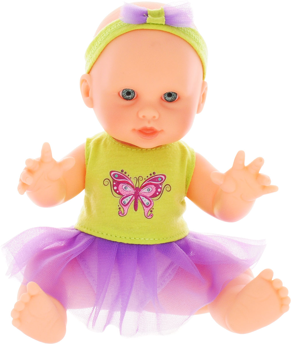 Mary Poppins Пупс Милли-балеринка цвет одежды зеленый фиолетовый mary poppins одежда для куклы 42 см боди mary poppins в ассортименте