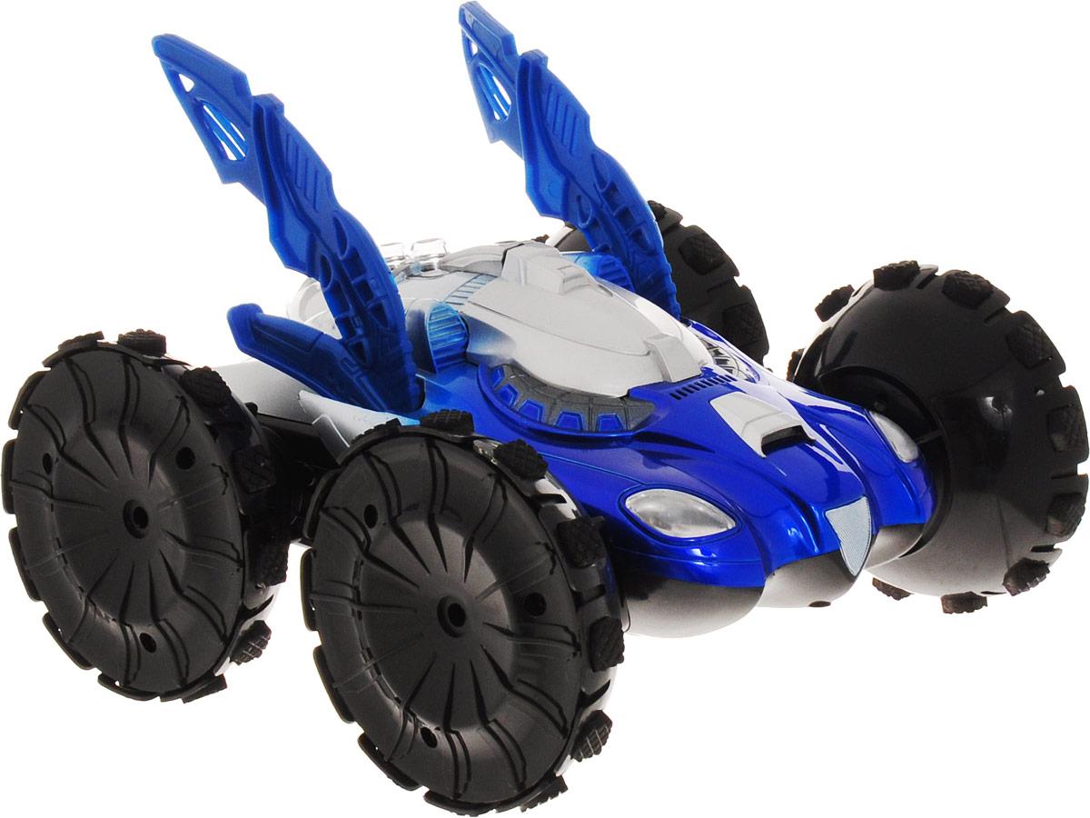 Mioshi Танк на радиоуправлении Tech Аллигатор-19 цвет синий - Радиоуправляемые игрушки