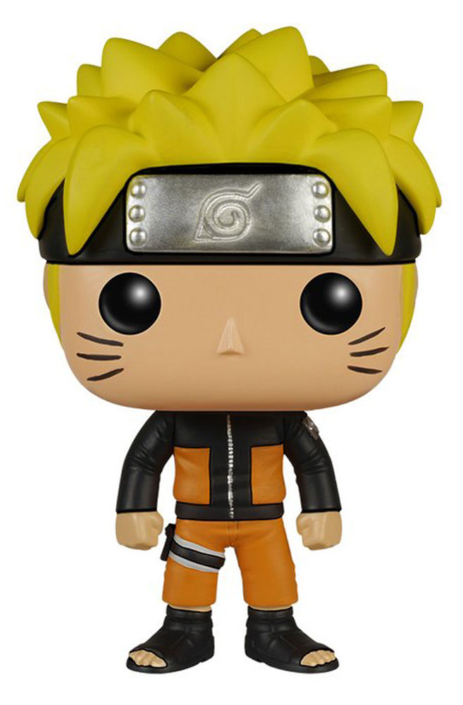 Funko POP! Vinyl Фигурка Naruto Shippuden: Naruto japan naruto action figure uzumaki naruto pvc action figure children toys