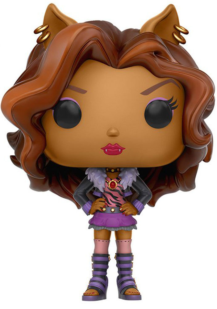 Funko POP! Vinyl Фигурка Monster High: Clawdeen Wolf mkp800 482r pure sine wave inverter with toroidal transformer 48v 220v pure sine wave inverter electric power inverter with usb