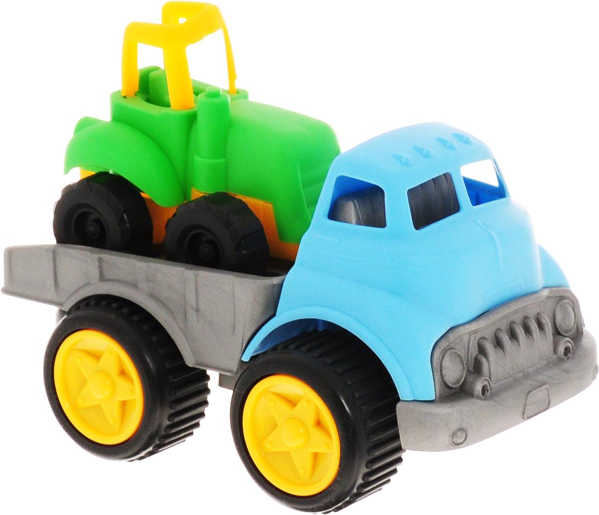 You&Me Набор машинок Грузовик и трактор