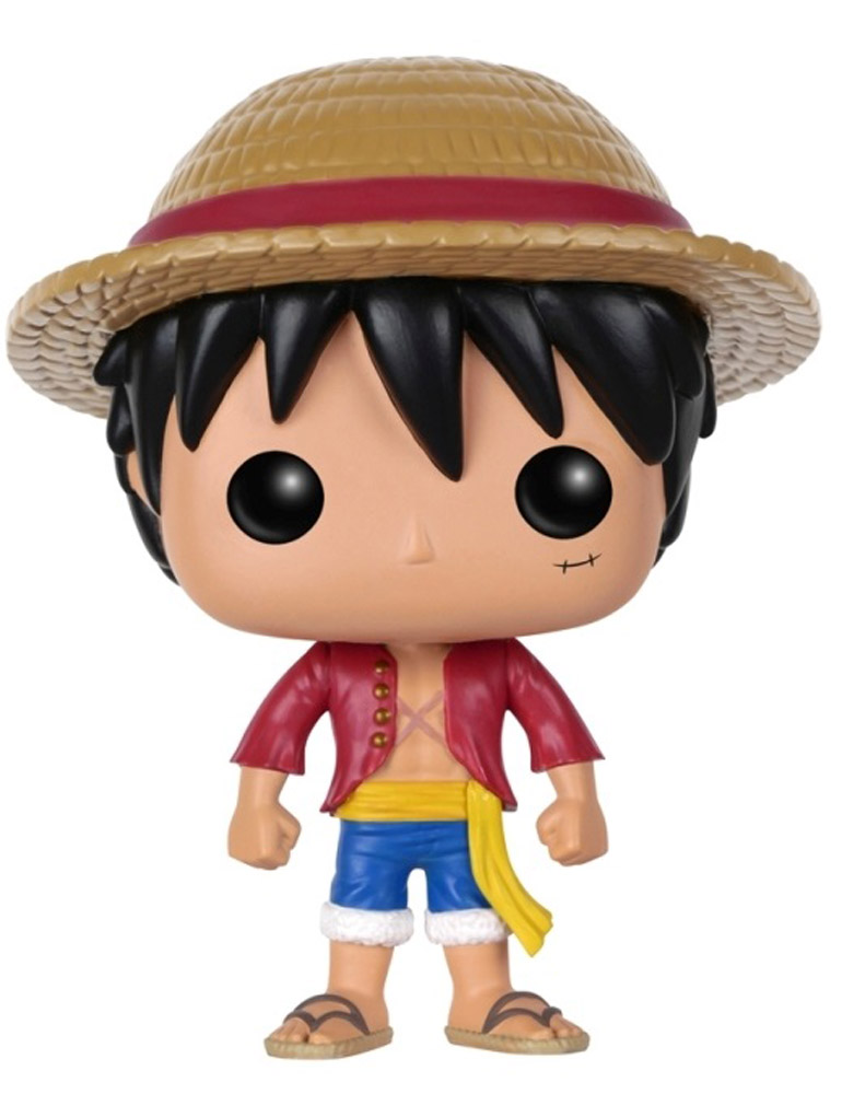 Funko POP! Vinyl Фигурка One Piece: Monkey D. Luffy