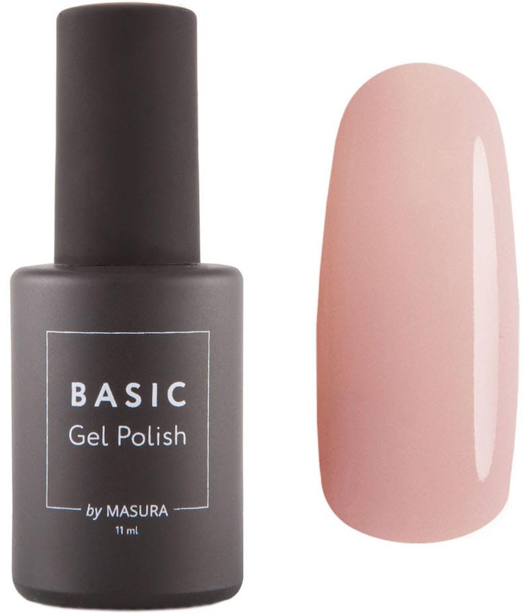 Masura Каучуковая База Basic, нюдовая, 11 мл298-30BASIC Nude Rubber Base / Каучуковая База нюдового цвета приближена по оттенку к натуральному ногтю, имеет плотную и густую текстуру. Выравнивает поверхность ногтя, делая цвет ногтя совершенным. Камуфлирует и идеально подходит для создания французского маникюра, может использоваться как самостоятельное покрытие, а также как база для цветного гель-лака.Как ухаживать за ногтями: советы эксперта. Статья OZON Гид