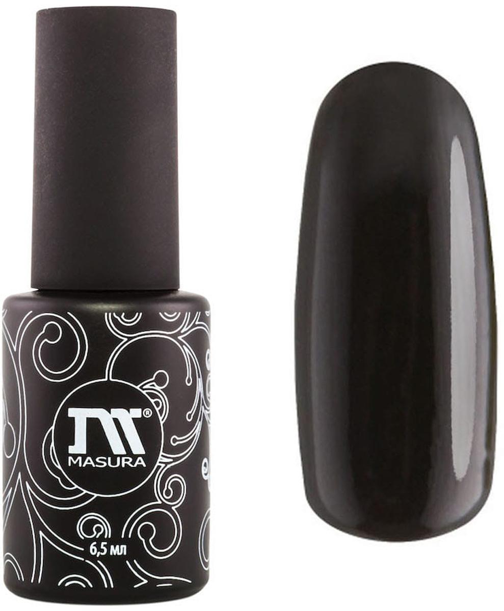 Masura Гель-лак Черный Каучук/Black Rubber, 6,5 мл298-06Black Rubber / Черный Каучук - густой и пластичный гель-лак обеспечивает максимальное выравнивание ногтевой пластины, не растекается, имеет ультра чёрный цвет. Одного слоя гель - лака достаточно для идеального чёрного цвета на ногтях. Прекрасно подойдёт для создания Нейл-Арт (Nail-art) дизайна.Как ухаживать за ногтями: советы эксперта. Статья OZON Гид