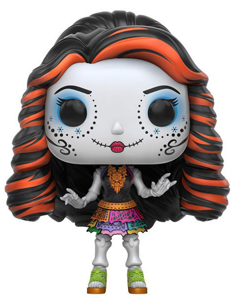 Funko POP! Vinyl Фигурка Monster High: Skelita Calaveras funko pop vinyl фигурка monster high cleo de nile