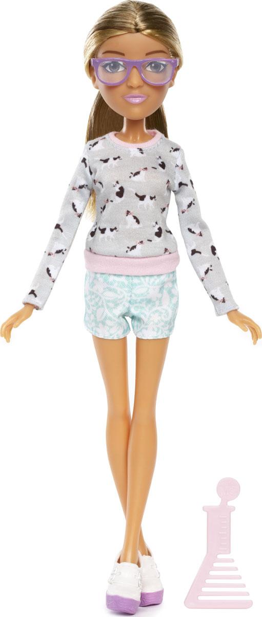 MС2 Кукла Адрианна 982104 белые женские ботиночки