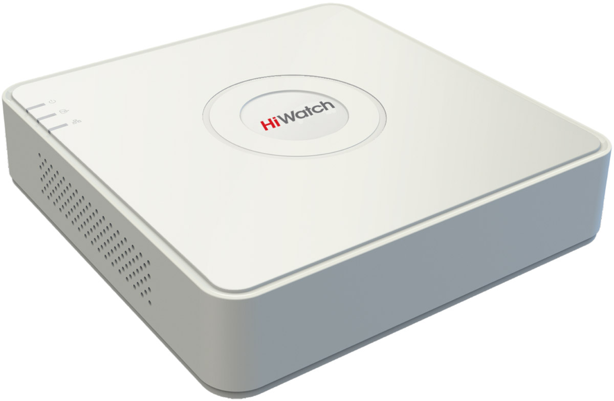 Hiwatch HD-TVI DS-H104G регистратор система видеонаблюдения anran security 2 hdd 8 nvr onvif 1080p hd h 264 ir ip 8ch hk02w ip2 0 4
