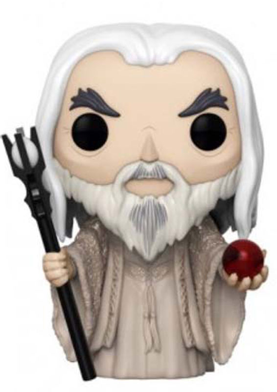 все цены на Funko POP! Vinyl Фигурка The Lord of the Rings: Saruman