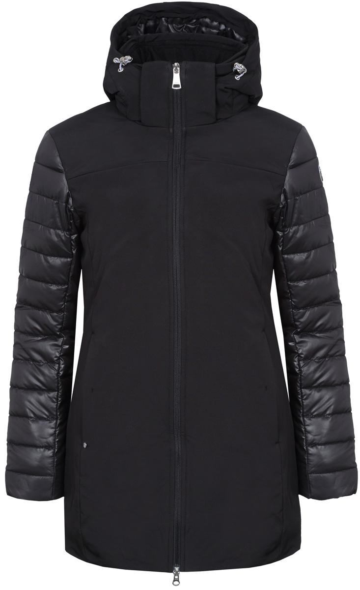 Куртка жен Luhta, цвет: темно-синий. 838419382LV_990. Размер 44 (52)838419382LV_990