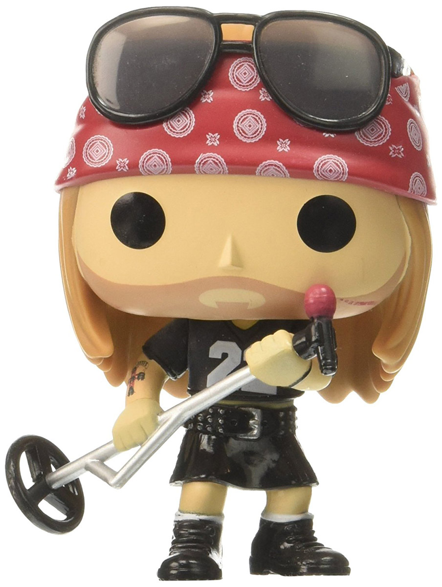 Funko POP! Vinyl Фигурка Rocks: GN'R: Axl Rose mymei new mixed assorted sea fishing lures crankbait hooks minnow baits rig jig tackle