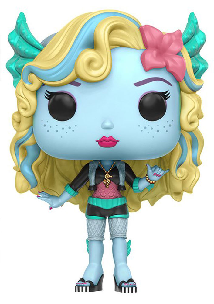 Funko POP! Vinyl Фигурка Monster High: Lagoona Blue fanta monster high заколка для волос цветок lagoona blue