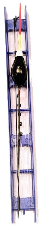 Поплавочный набор AGP, цвет: синий мотовило agp для поводков с пружиной цвет желтый