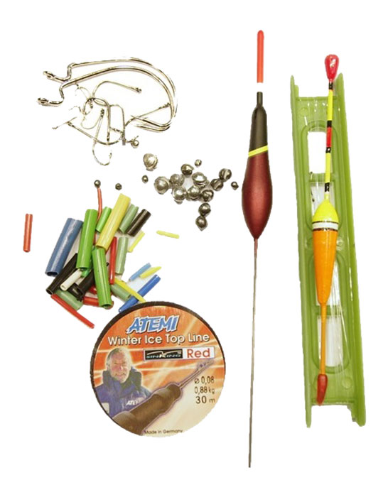 Поплавочный набор AGP Стингер, цвет: серый2207024Поплавочный набор AGP Стингер - это полный рыболовный комплект для рыбалки на поплавочную удочку. В нем вы найдете все, что нужно для комфортной рыбалки на любом водоеме.