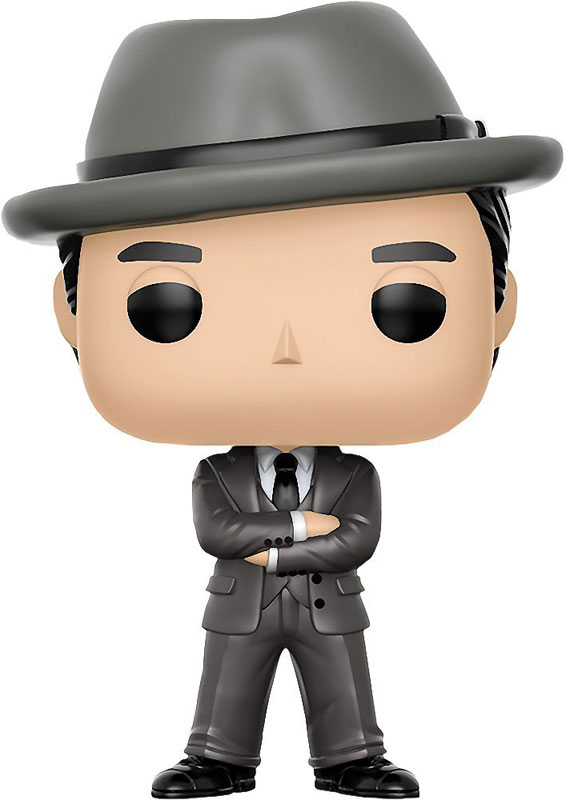 Funko POP! Vinyl Фигурка The Godfather: Michael Corleone w/ Hat (Exc) michael j carlile the fungi