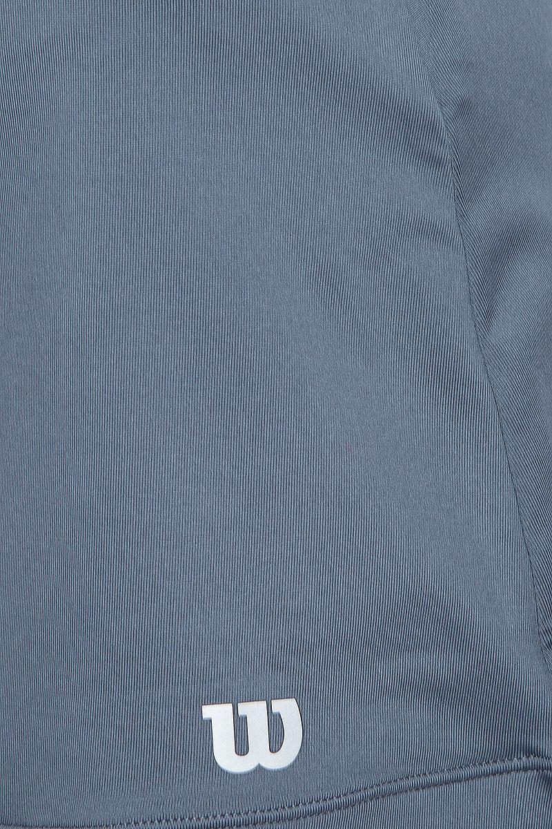 Юбка для тенниса Wilson Core 12. 5 Skirt, цвет:  светло-серый.  WRA750603.  Размер L (48) Wilson