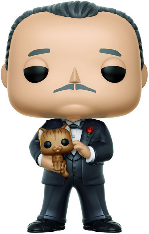 Funko POP! Vinyl Фигурка The Godfather: Vito Corleone генератор на вито 180