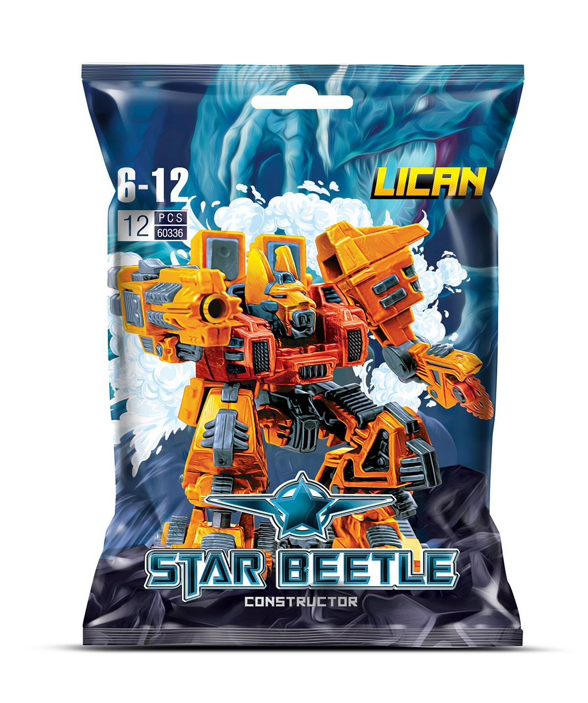 Zormaer Конструктор Star Beetle Lican