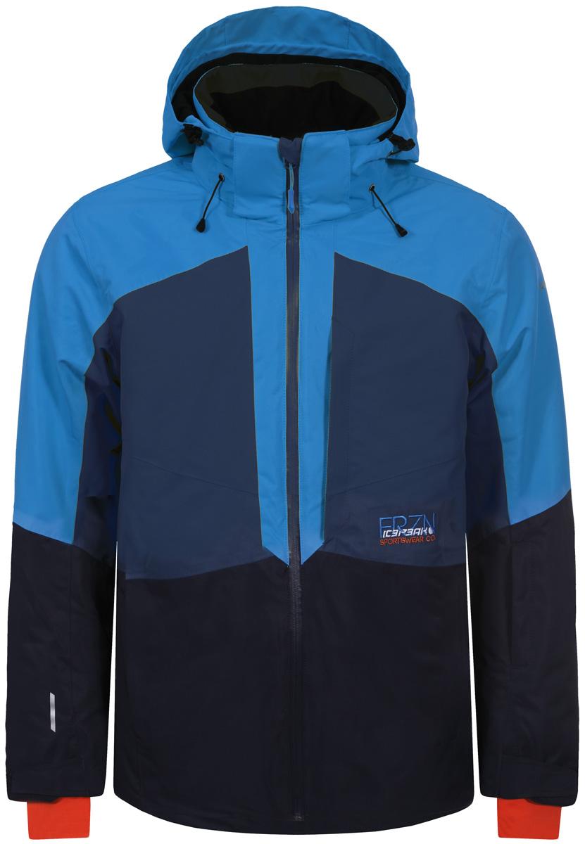 Купить Куртка мужская Icepeak, цвет: синий. 856227659IV_365. Размер 50
