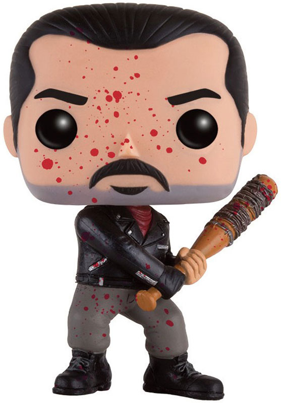 Funko POP! Vinyl Фигурка The Walking Dead: Negan Bloody (Exc) худи print bar the walking dead