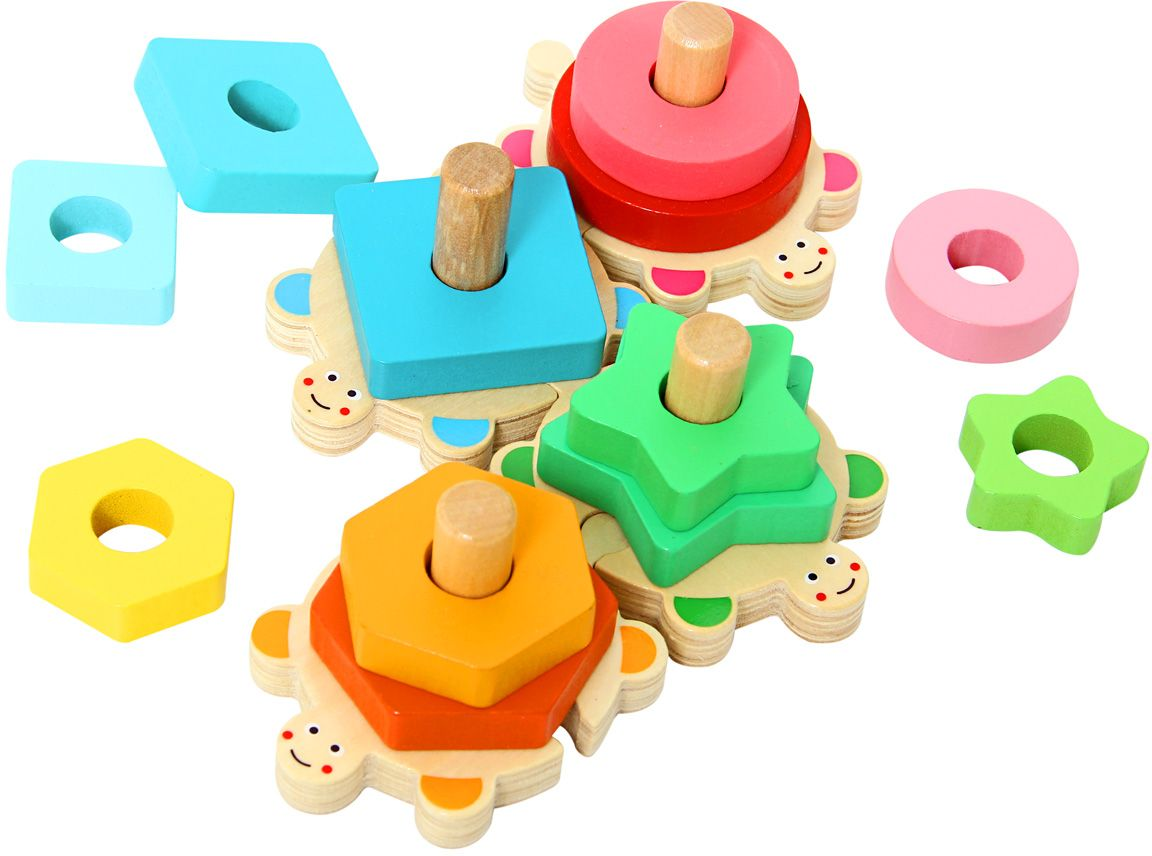 Фабрика Фантазий Сортер деревянные игрушки фабрика фантазий сортер бабочка