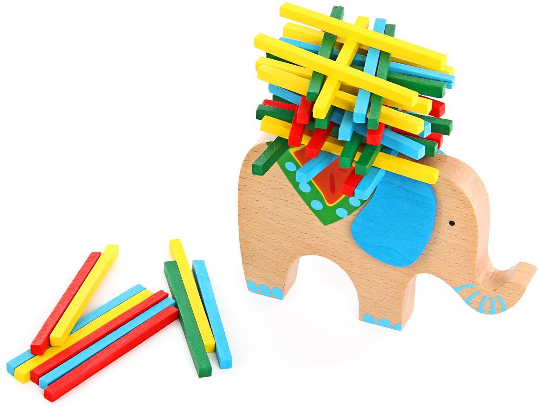 Фабрика Фантазий Обучающая игра Баланс игрушка фабрика фантазий рыбалка деревянная в ассортименте