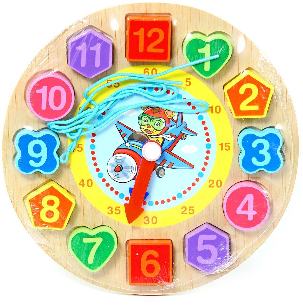 Фабрика Фантазий Пазл для малышей Часы фабрика мастер игрушек пазл для малышей принцесса