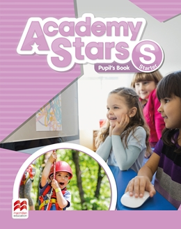 Academy Stars: Starter Level: Pupil's Book (without Alphabet BookPack) learning english language via snss and students academic self efficacy