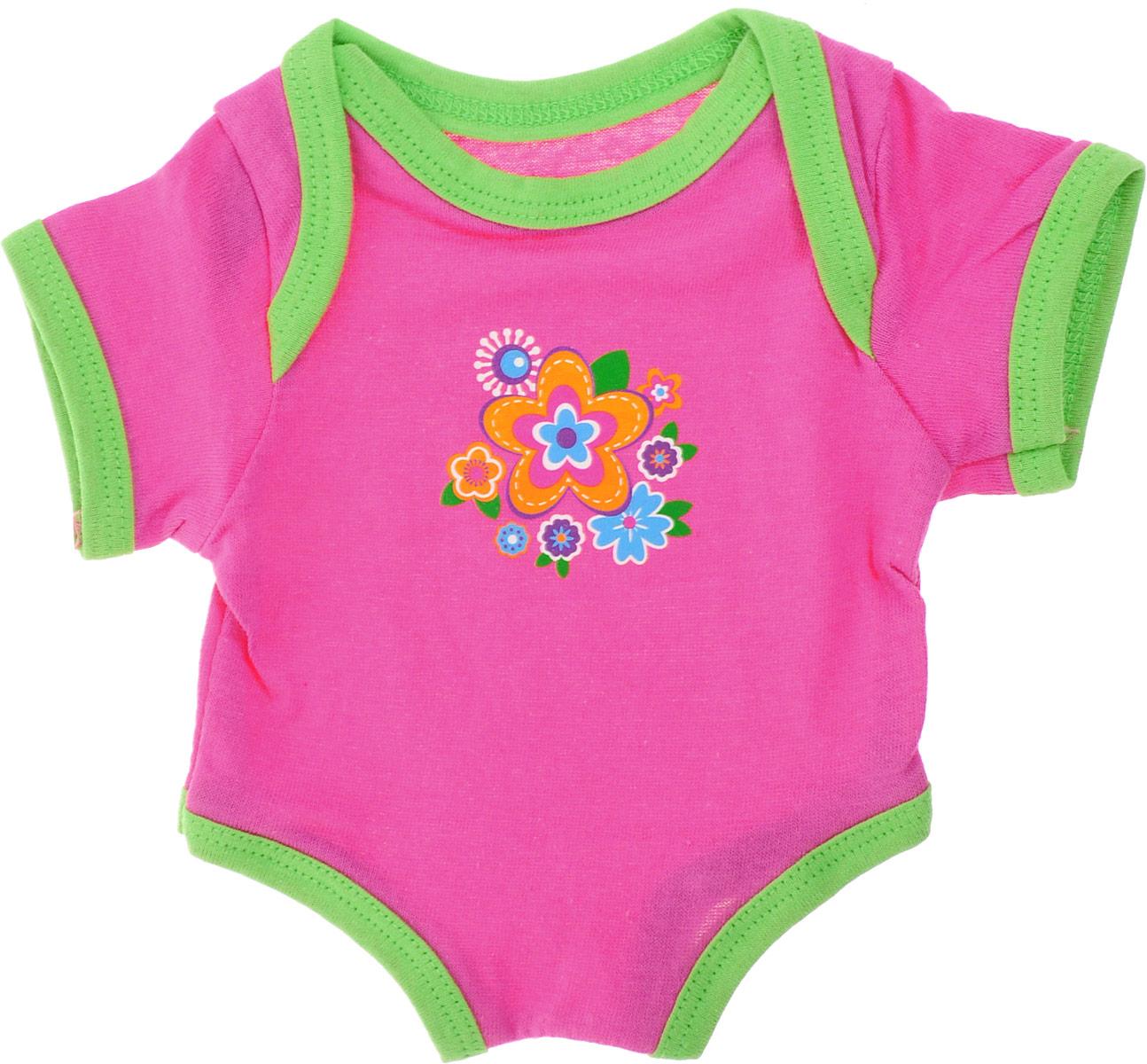Mary Poppins Одежда для кукол Боди Цветочек одежда для новорождённых