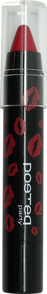 Poeteq Party Карандаш-блеск для губ, тон №56, 4,2 г автоматический карандаш для губ тон 24 poeteq