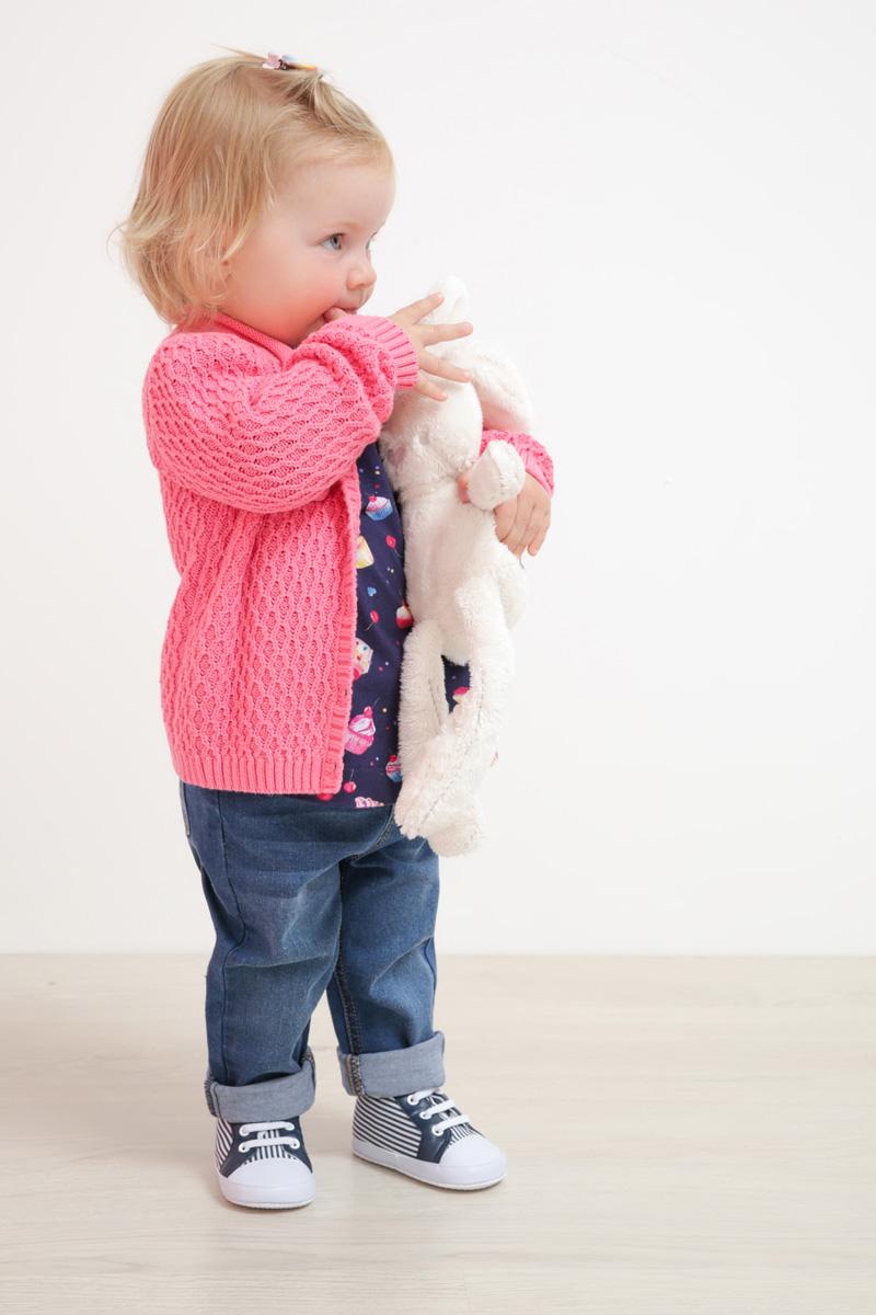Джинсы для девочки Maloo by Acoola Metey, цвет: синий. 22250160014_500. Размер 8622250160014_500