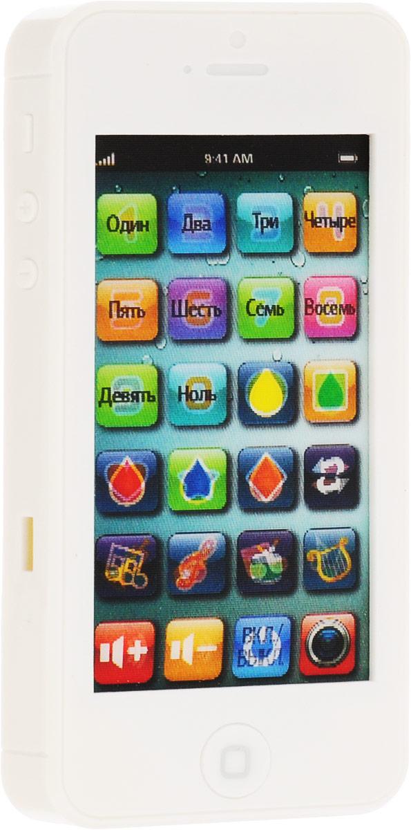 TopToys Игрушечный мобильный телефон цвет белый