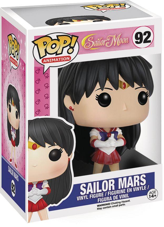 Funko POP! VinylФигурка Sailor Moon:  Sailor Mars Funko