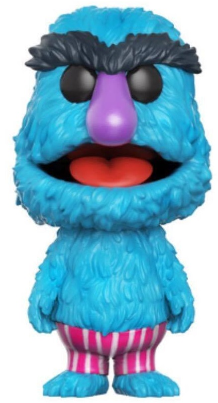 все цены на Funko POP! Vinyl Фигурка Sesame Street: Herry Monster онлайн