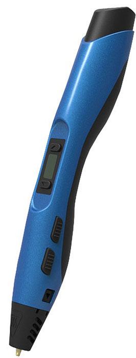 Tiger 3d Round One, Blue 3D ручкаУТ0000070893D ручки нового поколения Round One от бренда Tiger 3D поступят в продажу уже этим летом. Модель Round One порадует любителей 3D-рисования компактным эргономичным дизайном. Вес ручки составляет всего 55 г (!).Благодаря удобной форме, легко помещается даже в детскую руку. Среди отличий от других моделей 3D ручек также можно выделить богатую комплектацию, в которую вошли подставка для ручки, лопатка для снятия моделей и дополнительные комплекты пластика (помимо стартового набора). Стильная и лаконичная упаковка сделают 3D ручку Round One прекрасным подарком для детей и взрослых.