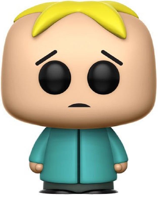 Funko POP! Vinyl Фигурка South Park: Butters мягкая игрушка кайл 12см с чипом 1toy южный парк