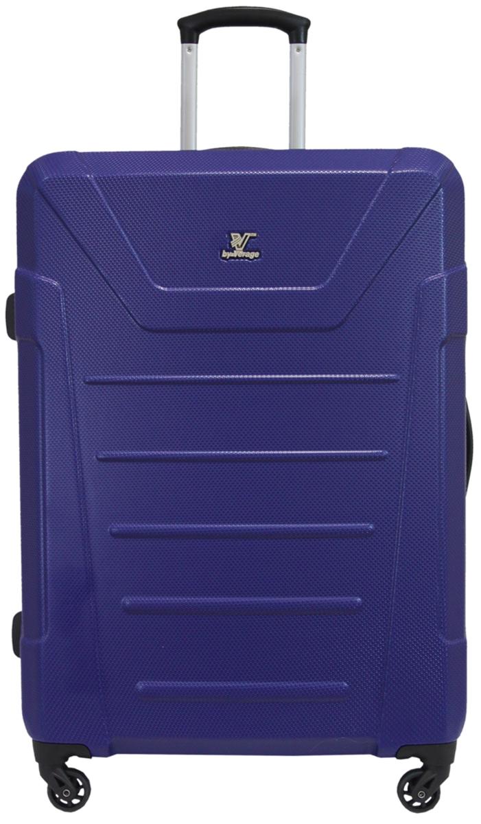 Чемодан-тележка Verage, цвет: синий, 70 л. GM16036w24GM16036w24 blueзакрывается по периметру на двухстороннюю молниюоснащён верхней ручкой, четырьмя колесиками 360°внутри один отдел для одеждыодин сетчатый карман на молниидве технических молнии с бегункомвстроенный кодовый замок максимальная высота выдвижной ручки 45 смобъем 70 лвнутрений размер 60-45-26 смвес 3,5 кг