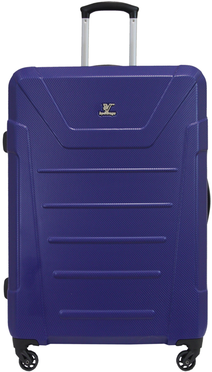 Чемодан-тележка Verage, цвет: синий, 95 л. GM16036w28GM16036w28 blueзакрывается по периметру на двухстороннюю молниюоснащён верхней ручкой, четырьмя колесиками 360°внутри один отдел для одеждыодин сетчатый карман на молниидве технических молнии с бегункомвстроенный кодовый замок максимальная высота выдвижной ручки 40 смобъем 95 лвнутрений размер 70-50-27 смвес 4,3 кг