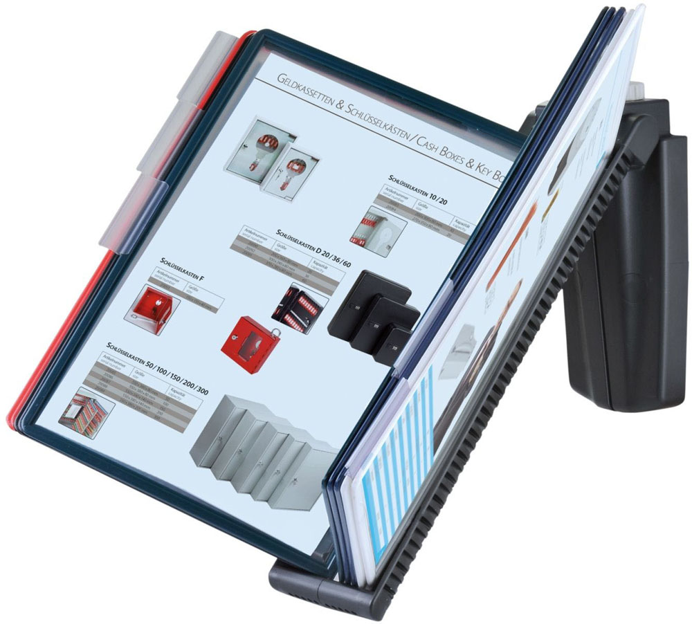 Office Force Stationery Настенная демосистема Qulck-Vlew Information Display А4